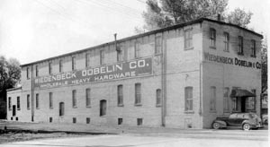 Original Wiedenbeck Dobelin & Co. Building